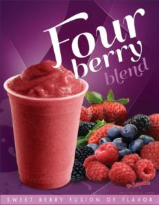fourberryblend